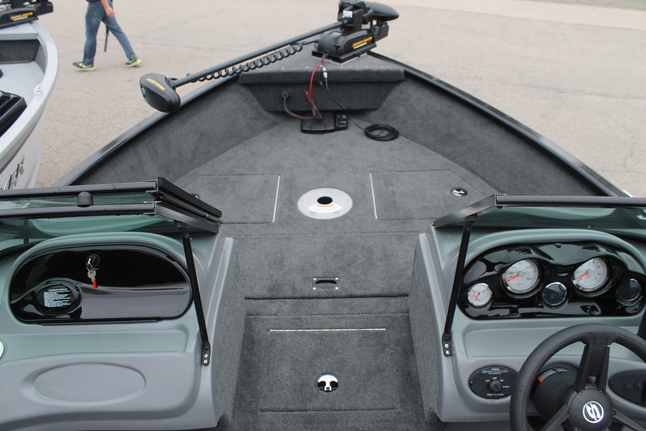 2021 Smoker Craft boat for sale, model of the boat is 172 Pro Angler & Image # 8 of 22