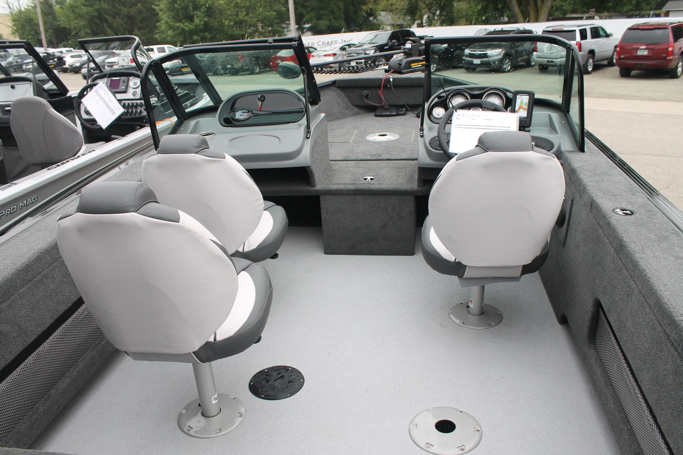 2021 Smoker Craft boat for sale, model of the boat is 172 Pro Angler & Image # 15 of 22