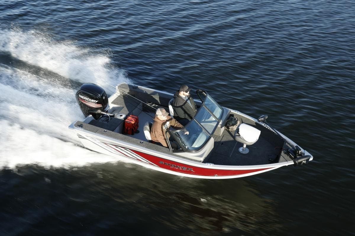 2021 Smoker Craft boat for sale, model of the boat is 172 Pro Angler & Image # 22 of 22