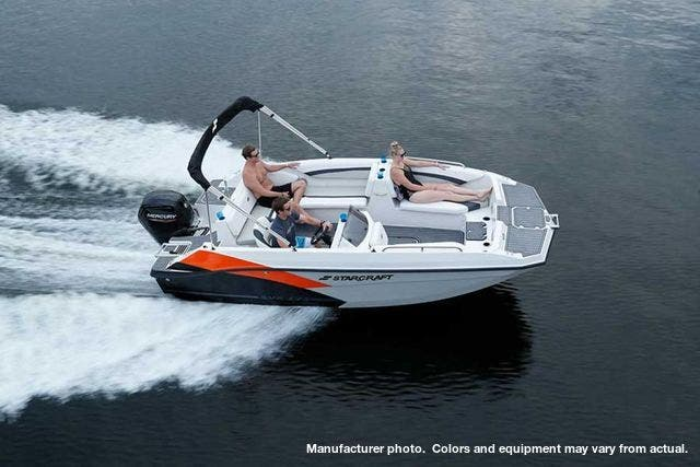 2021 Starcraft boat for sale, model of the boat is 171SVX/OB & Image # 3 of 4