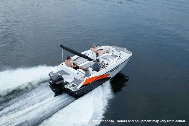 2021 Starcraft boat for sale, model of the boat is 171SVX/OB & Image # 4 of 4