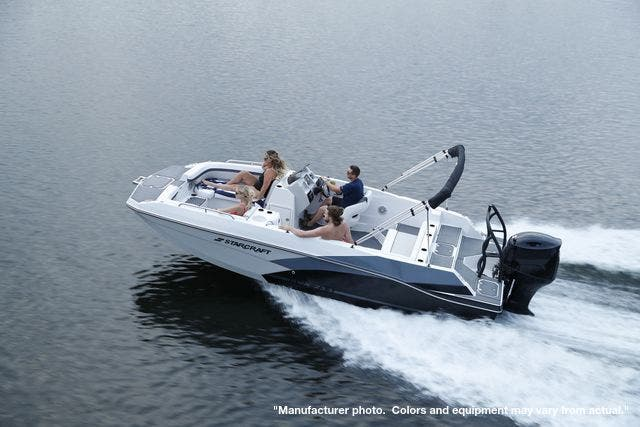 2021 Starcraft boat for sale, model of the boat is 211SVX/OB & Image # 3 of 12