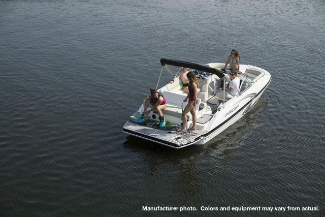 2021 Starcraft boat for sale, model of the boat is 221STARSTEP/IO & Image # 4 of 13