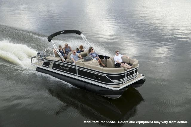 2021 Starcraft boat for sale, model of the boat is CX23DLTT & Image # 3 of 22