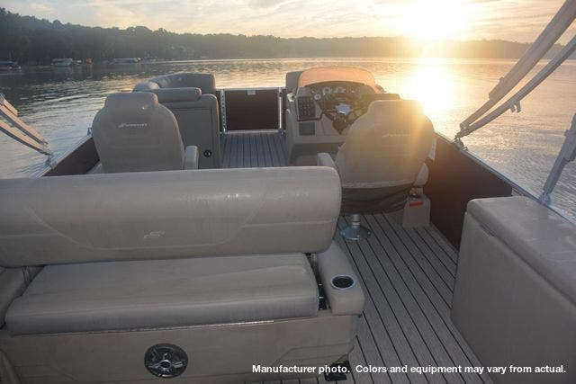 2021 Starcraft boat for sale, model of the boat is CX23DLTT & Image # 15 of 22
