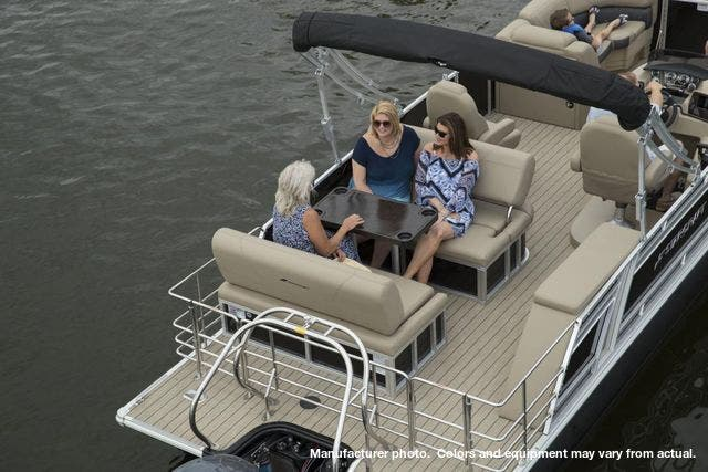 2021 Starcraft boat for sale, model of the boat is CX23DLTT & Image # 21 of 22