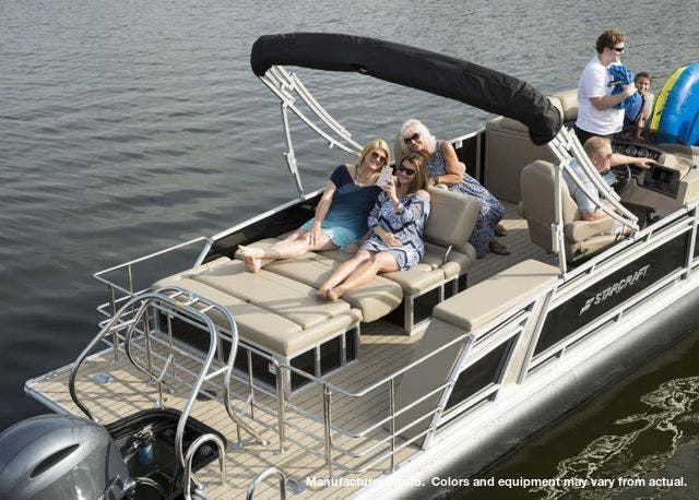 2021 Starcraft boat for sale, model of the boat is CX23DLTT & Image # 22 of 22
