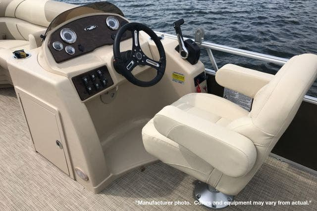 2021 Starcraft boat for sale, model of the boat is EX20C & Image # 4 of 7
