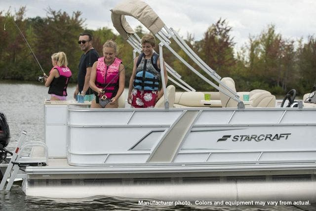 2021 Starcraft boat for sale, model of the boat is EX22FD & Image # 3 of 3