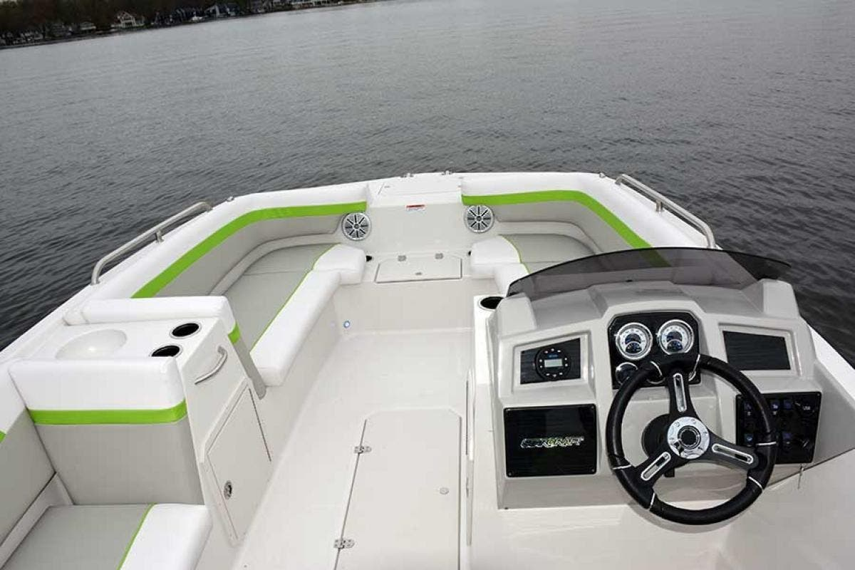 2021 Starcraft boat for sale, model of the boat is SVX 191 OB & Image # 10 of 19