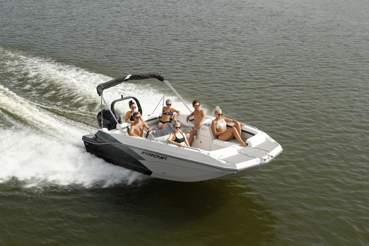 2021 Starcraft boat for sale, model of the boat is SVX 191 OB & Image # 3 of 19