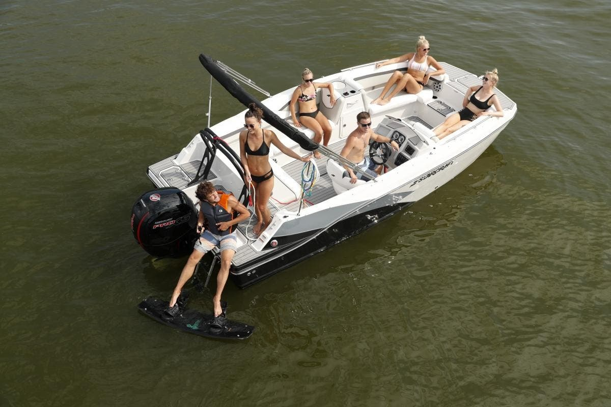 2021 Starcraft boat for sale, model of the boat is SVX 191 OB & Image # 5 of 19