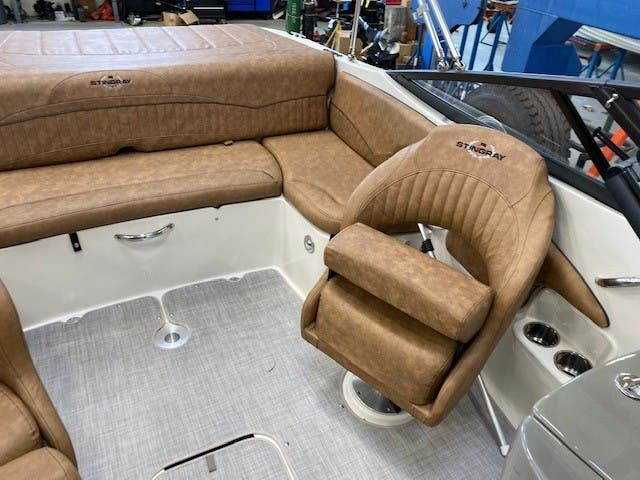 2021 Stingray boat for sale, model of the boat is 208lr & Image # 7 of 11