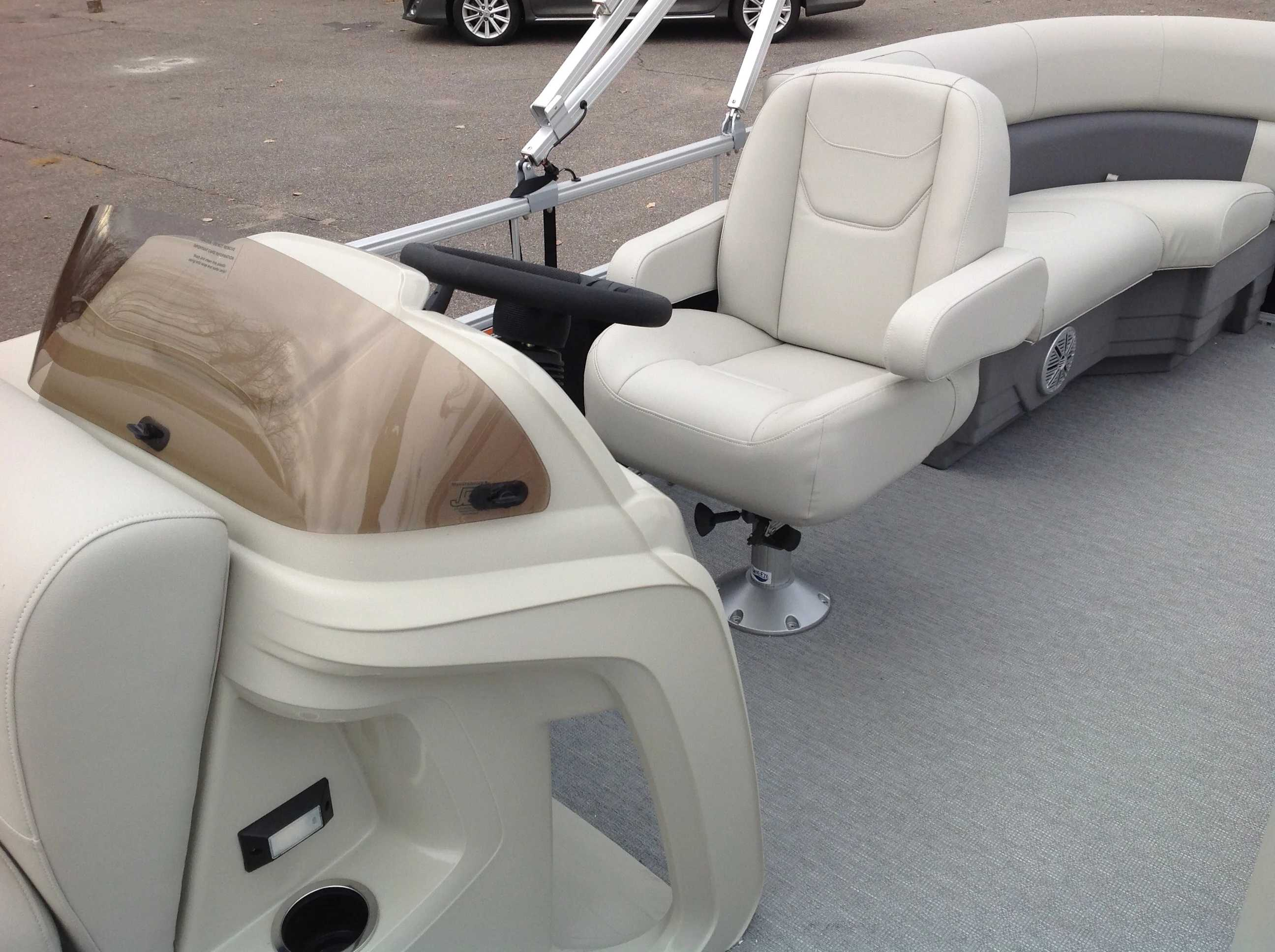 2021 SunChaser boat for sale, model of the boat is Sunchaser & Image # 6 of 10