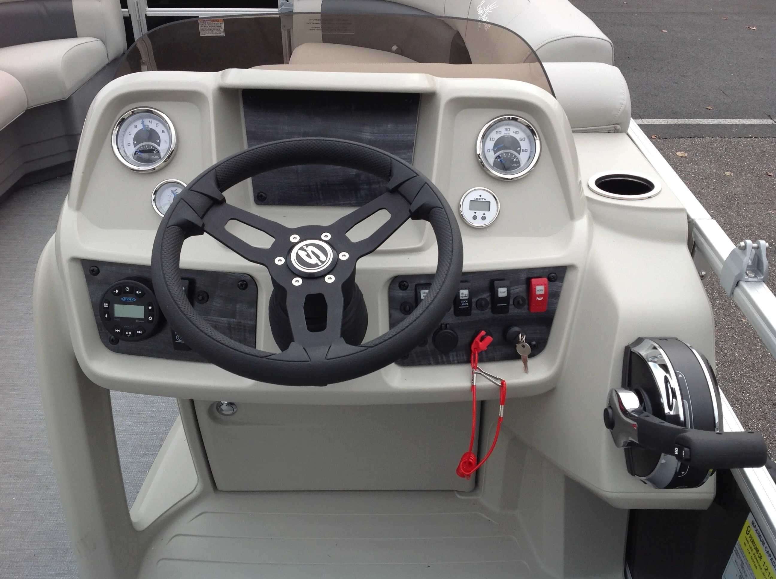 2021 SunChaser boat for sale, model of the boat is Sunchaser & Image # 7 of 10