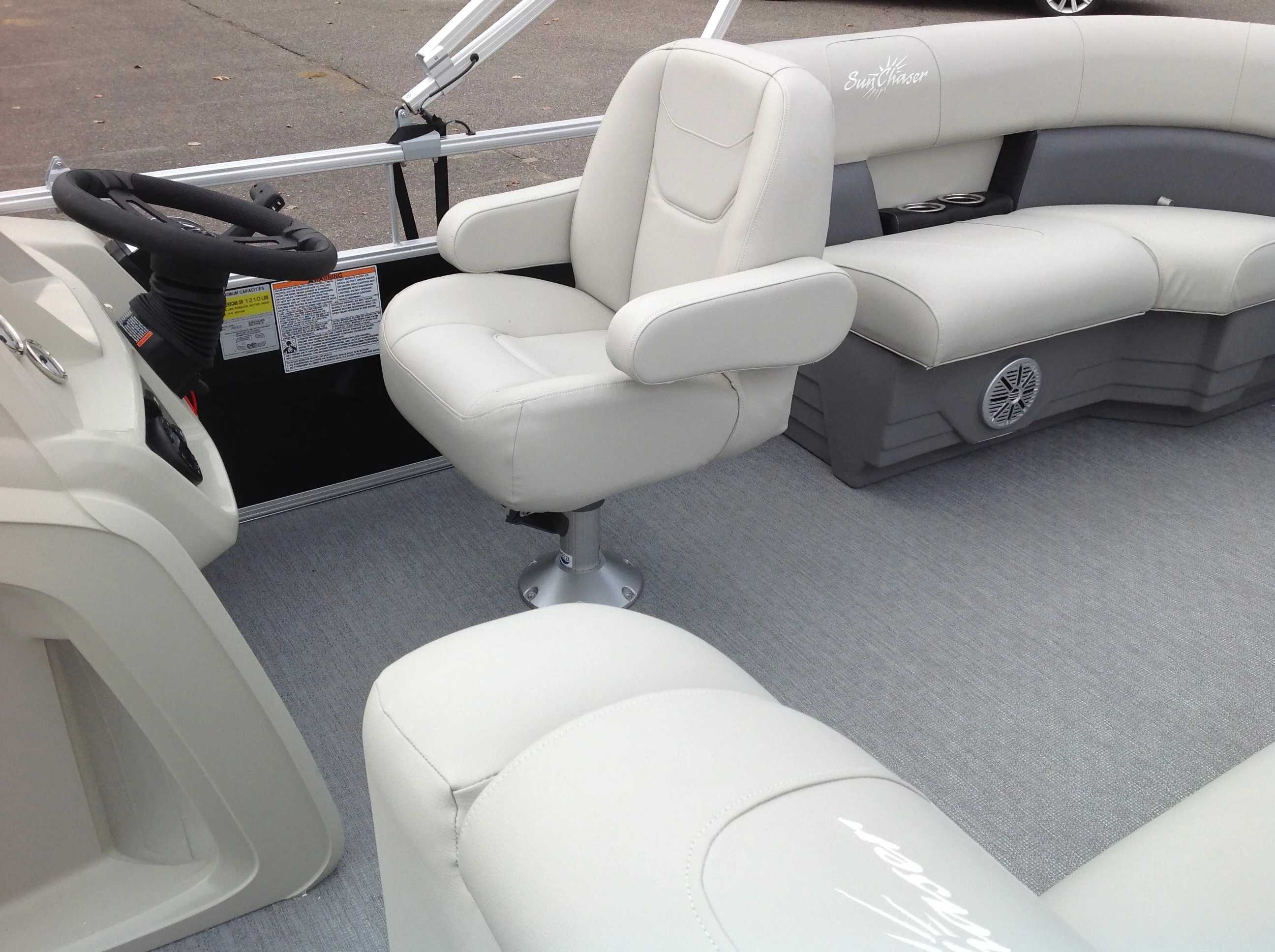 2021 SunChaser boat for sale, model of the boat is Sunchaser & Image # 8 of 10