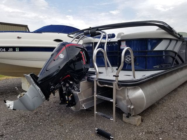 2021 Sylvan boat for sale, model of the boat is 20-Mirage X1 TT & Image # 5 of 19