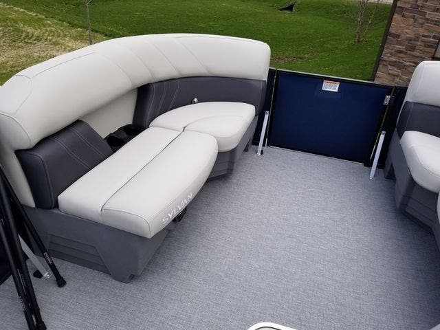 2021 Sylvan boat for sale, model of the boat is 20-Mirage X1 TT & Image # 7 of 19