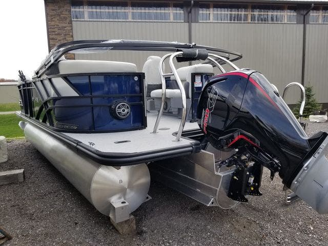 2021 Sylvan boat for sale, model of the boat is 20-Mirage X1 TT & Image # 9 of 19