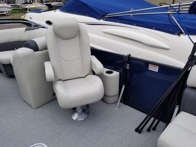 2021 Sylvan boat for sale, model of the boat is 20-Mirage X1 TT & Image # 10 of 19