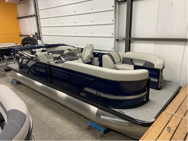 2021 Sylvan boat for sale, model of the boat is 24-Mirage X5 TT & Image # 4 of 11