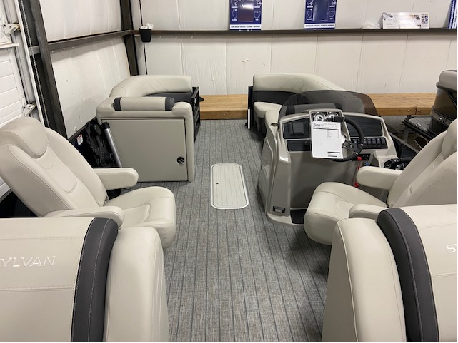 2021 Sylvan boat for sale, model of the boat is 24-Mirage X5 TT & Image # 7 of 11