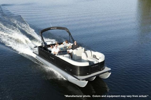 2021 Sylvan boat for sale, model of the boat is 8522MirageCLZ & Image # 3 of 3