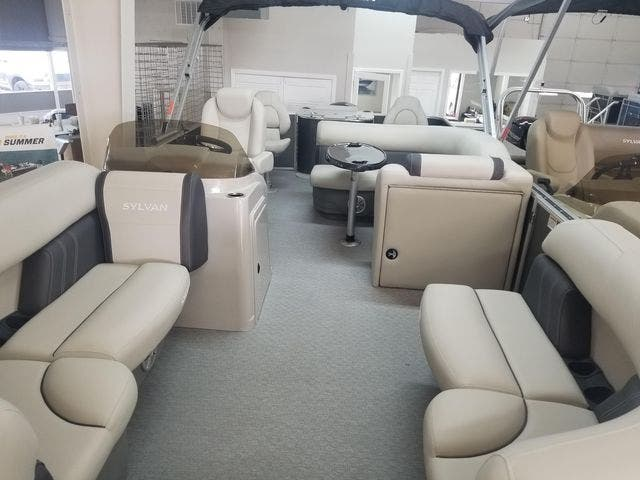 2021 Sylvan boat for sale, model of the boat is 8522MirageCNF & Image # 6 of 10