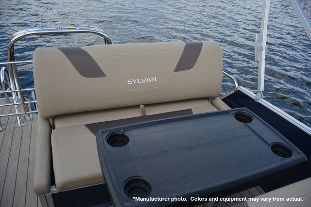 2021 Sylvan boat for sale, model of the boat is L1DLZ & Image # 14 of 23