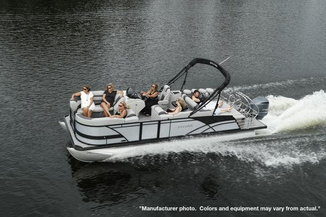 2021 Sylvan boat for sale, model of the boat is L3DLZBar & Image # 7 of 8