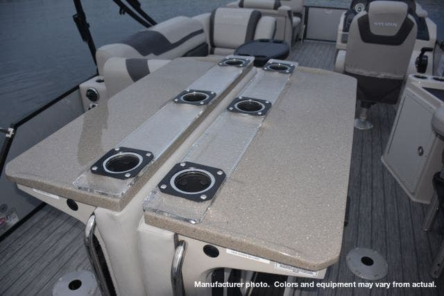 2021 Sylvan boat for sale, model of the boat is L3DLZBarTT & Image # 6 of 26
