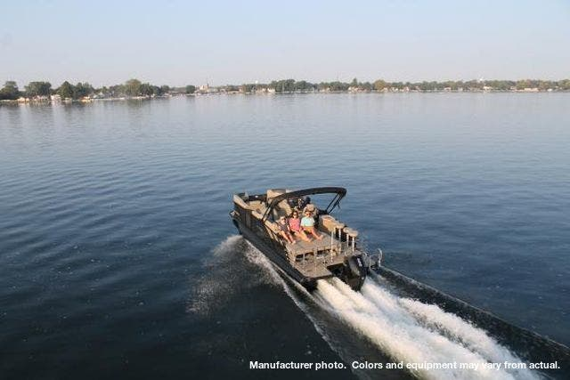 2021 Sylvan boat for sale, model of the boat is L3DLZBarTT & Image # 23 of 26
