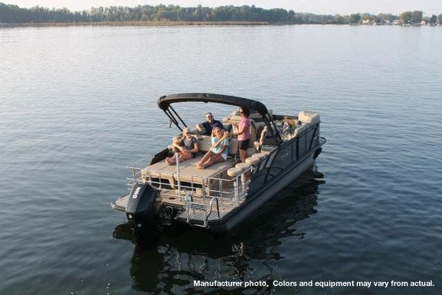 2021 Sylvan boat for sale, model of the boat is L3DLZBarTT & Image # 24 of 26