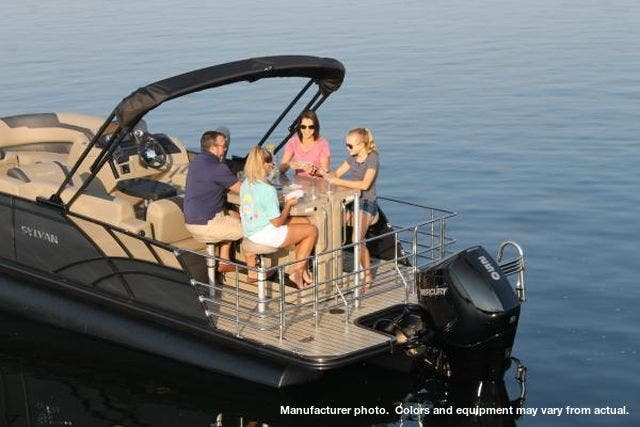 2021 Sylvan boat for sale, model of the boat is L3DLZBarTT & Image # 25 of 26