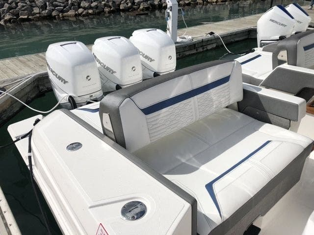 2021 Tiara Yachts boat for sale, model of the boat is 38LX & Image # 8 of 37