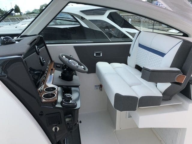 2021 Tiara Yachts boat for sale, model of the boat is 38LX & Image # 13 of 37