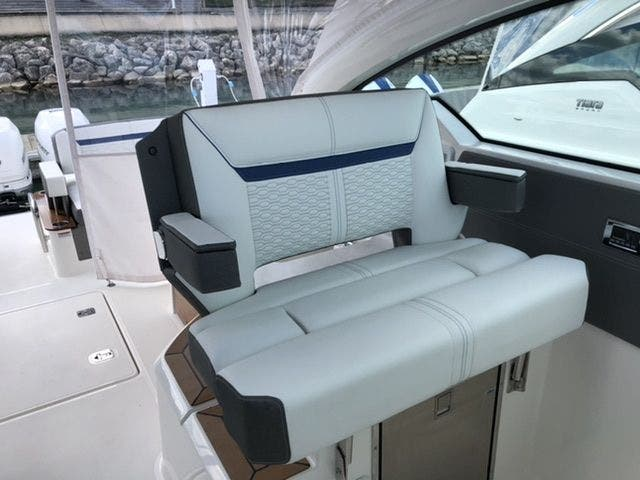 2021 Tiara Yachts boat for sale, model of the boat is 38LX & Image # 15 of 37