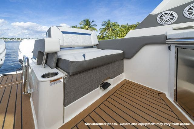 2021 Tiara Yachts boat for sale, model of the boat is 34LX & Image # 4 of 15
