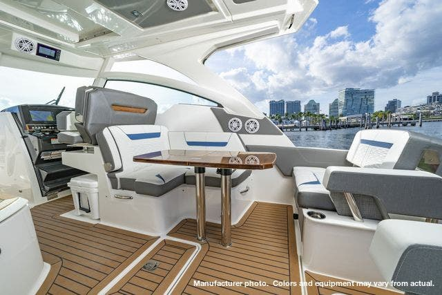 2021 Tiara Yachts boat for sale, model of the boat is 34LX & Image # 7 of 15