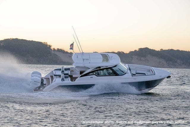 2021 Tiara Yachts boat for sale, model of the boat is 38LX & Image # 3 of 20