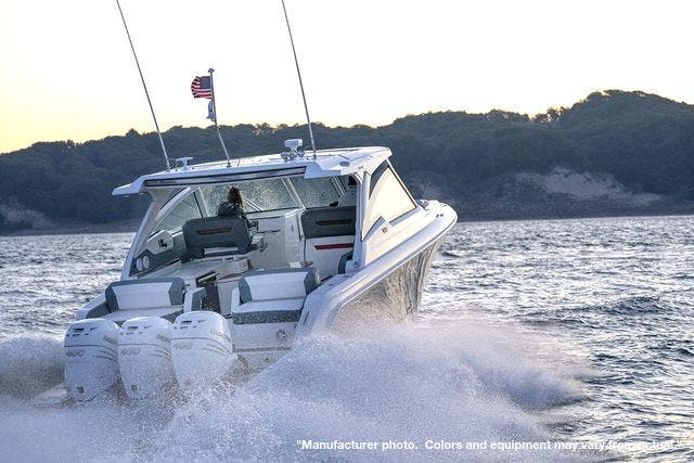 2021 Tiara Yachts boat for sale, model of the boat is 38LX & Image # 4 of 20