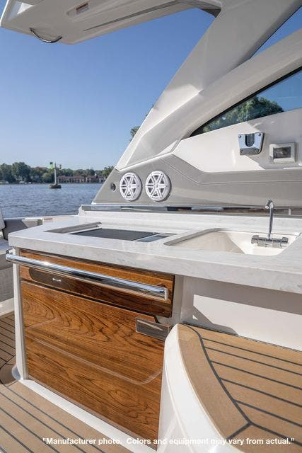2021 Tiara Yachts boat for sale, model of the boat is 38LX & Image # 5 of 20