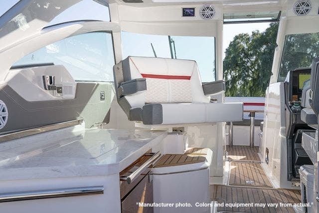2021 Tiara Yachts boat for sale, model of the boat is 38LX & Image # 8 of 20