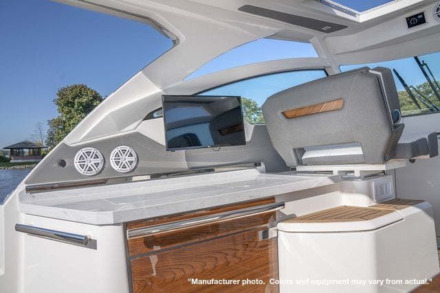 2021 Tiara Yachts boat for sale, model of the boat is 38LX & Image # 10 of 20