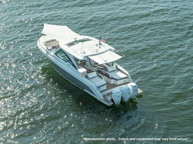 2021 Tiara Yachts boat for sale, model of the boat is 38LX & Image # 14 of 20