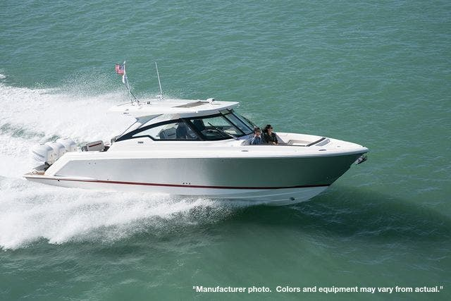 2021 Tiara Yachts boat for sale, model of the boat is 38LX & Image # 18 of 20