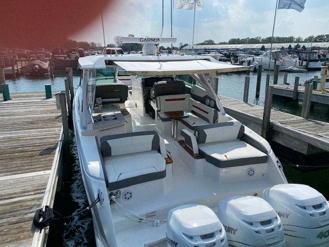 2021 Tiara Yachts boat for sale, model of the boat is 38LX & Image # 11 of 11