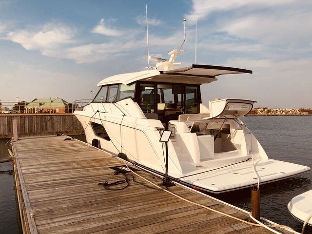 2021 Tiara Yachts boat for sale, model of the boat is 49Coupe & Image # 3 of 48