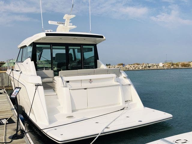 2021 Tiara Yachts boat for sale, model of the boat is 49Coupe & Image # 6 of 48