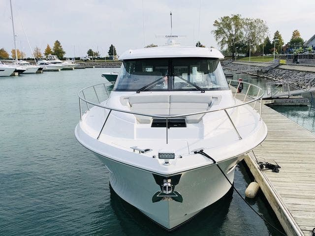 2021 Tiara Yachts boat for sale, model of the boat is 49Coupe & Image # 8 of 48